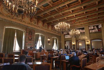 Sesja rady miasta Krakowa, zdj. ilustracyjne