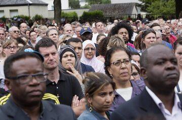 Setki wiernych oddało hołd pamięci księdza
