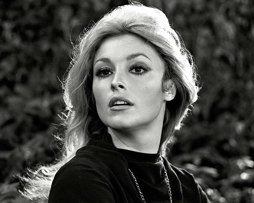 """Sharon Tate w filmie """"Oko diabła"""" (1967)"""
