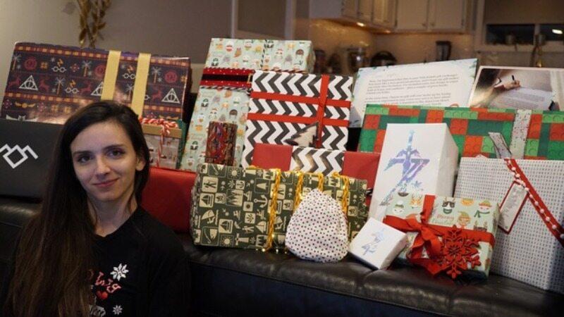 Shelby i jej prezenty od Billa Gatesa