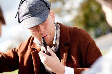 """Sherlock Holmes"" podczas Litera-tu-GRA"