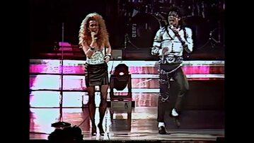 Sheryl Crow i Michael Jackson