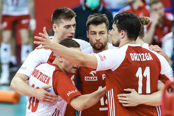 Siatkarze reprezentacji Polski