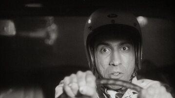"Sid Haig w filmie ""Pit Stop"" (1969)"