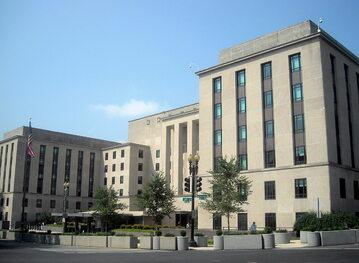 Siedziba amerykańskiego Departamentu Stanu