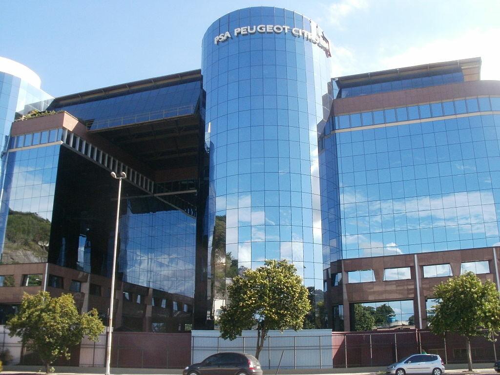 Siedziba Groupe PSA w Rio de Janeiro