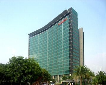 Siedziba Huawei w Chinach