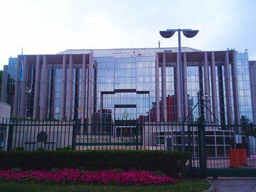 Siedziba Interpolu w Lyonie
