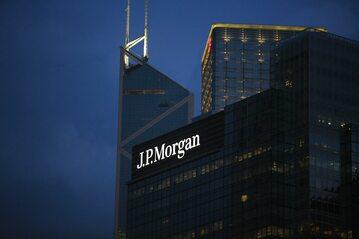 Siedziba JP Morgan w Hongkongu