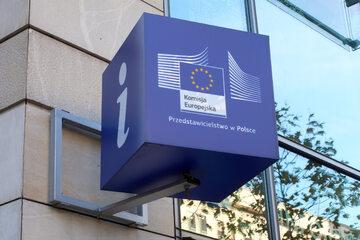 Siedziba Komisji Europejskie w Warszawie