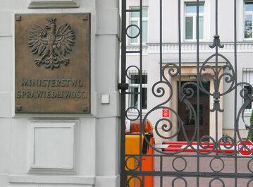 Siedziba Ministerstwa Sprawiedliwości, zdj. ilustracyjne