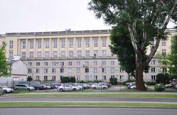 Siedziba MSWiA w Warszawie