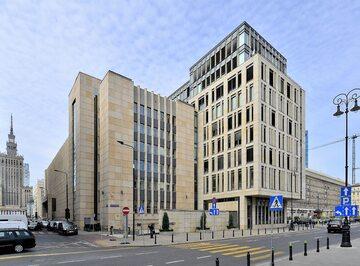 Siedziba Naczelnego Sądu Administracyjnego