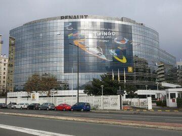 Siedziba Renault we Francji