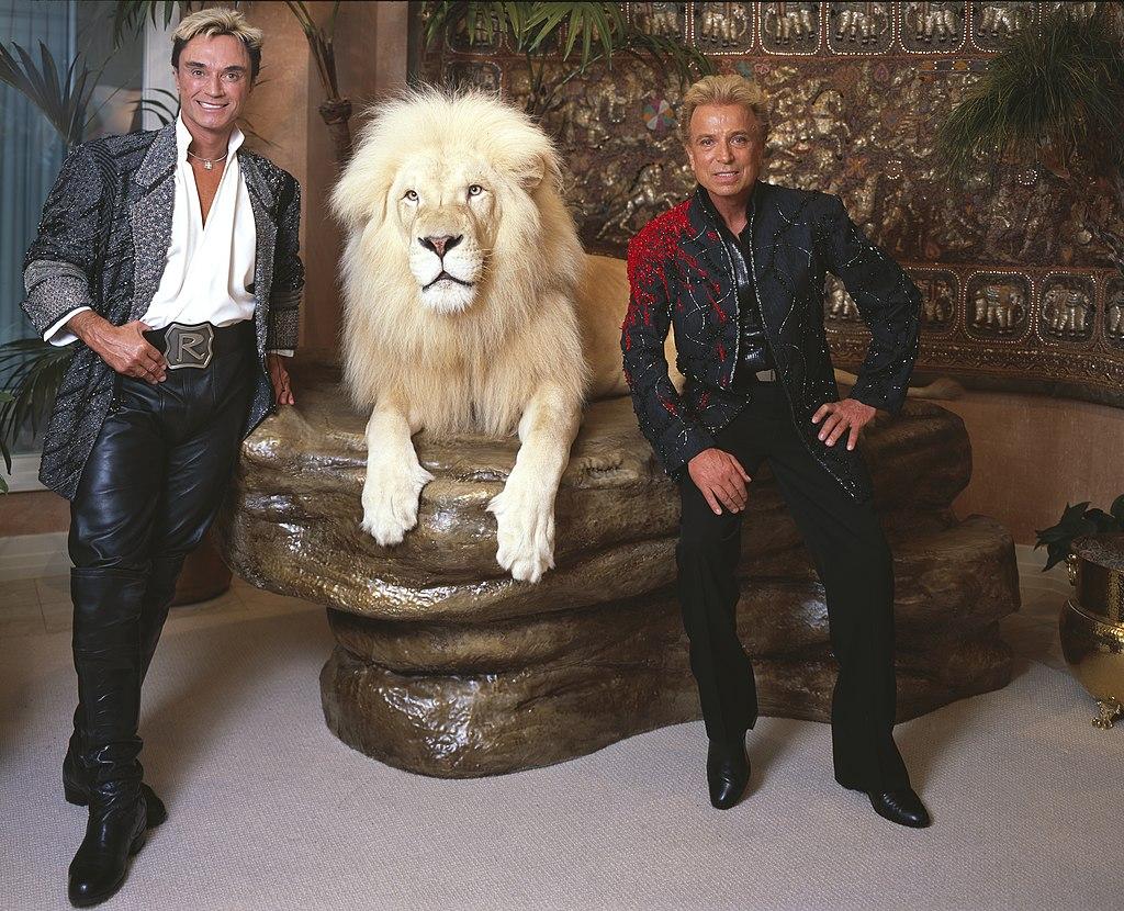 Siegfried i Roy