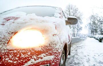 Silnika w zimowe dni nie należy rozgrzewać przed jazdą