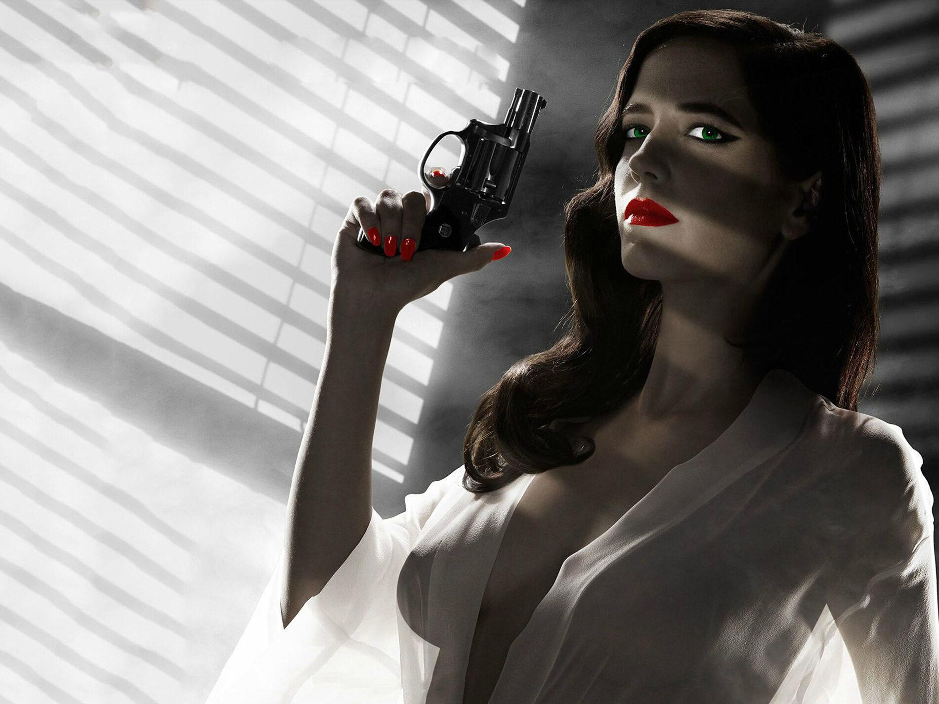 Sin City: Damulka warta grzechu / Sin City 2: A Dame to Kill for (2014)