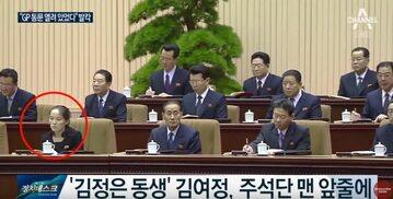 Siostra Kim Dzong Una wśród członków Biura Politycznego
