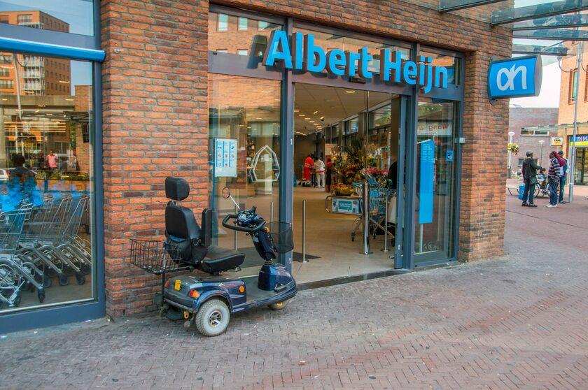 Sklep Albert Heijn