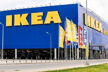 Sklep IKEA, zdjęcie ilustracyjne