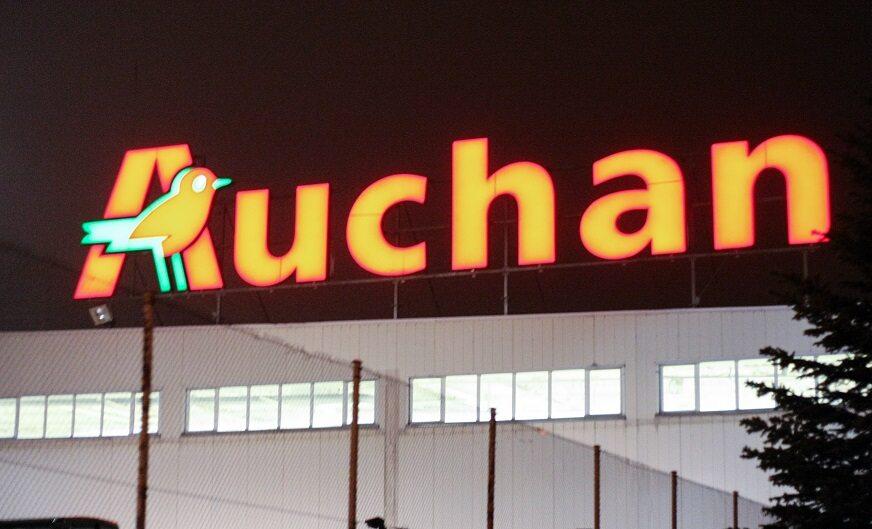 Sklep sieci Auchan
