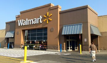 Sklep sieci Walmart