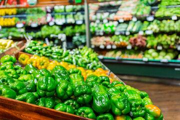 Sklep z warzywami, zdjęcie ilustracyjne