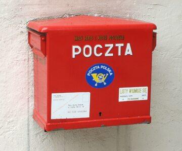 Skrzynka pocztowa, zdjecie ilustracyjne