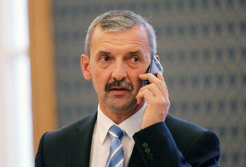 Sławomir Broniarz - prezes Związku Nauczycielstwa Polskiego