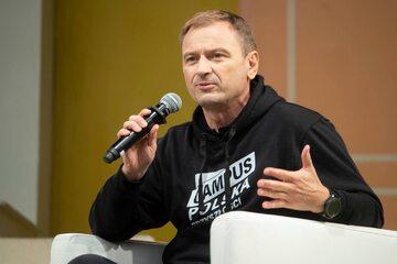 Sławomir Nitras na Campusie Polska Przyszłości
