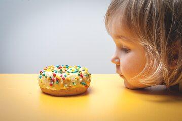 Słodycze w diecie dziecka