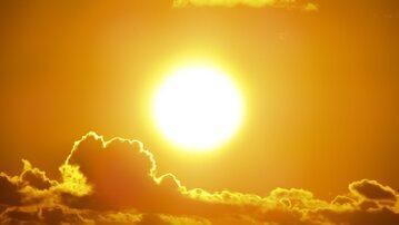 Słońce - zdjęcie ilustracyjne