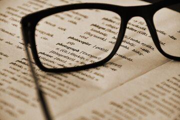 Słownik, zdjęcie ilustracyjne