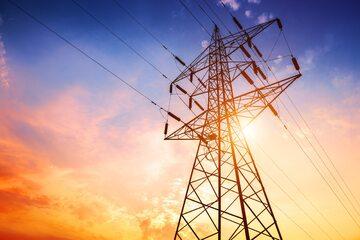 Słup energetyczny, zdjęcie ilustracyjne