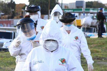 Służby medyczne w Meksyku