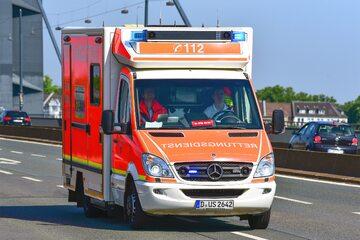 Służby medyczne w Niemczech, zdjęcie ilustracyjne