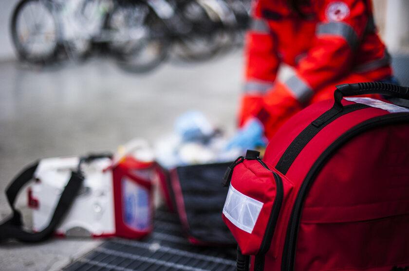 Służby ratunkowe, zdjęcie ilustracyjne