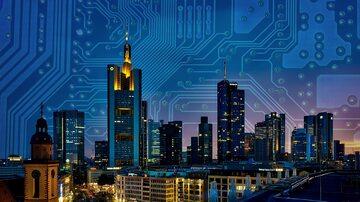 Smart city, zdjęcie ilustracyjne
