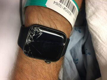 Smartwatch, który uratował życie