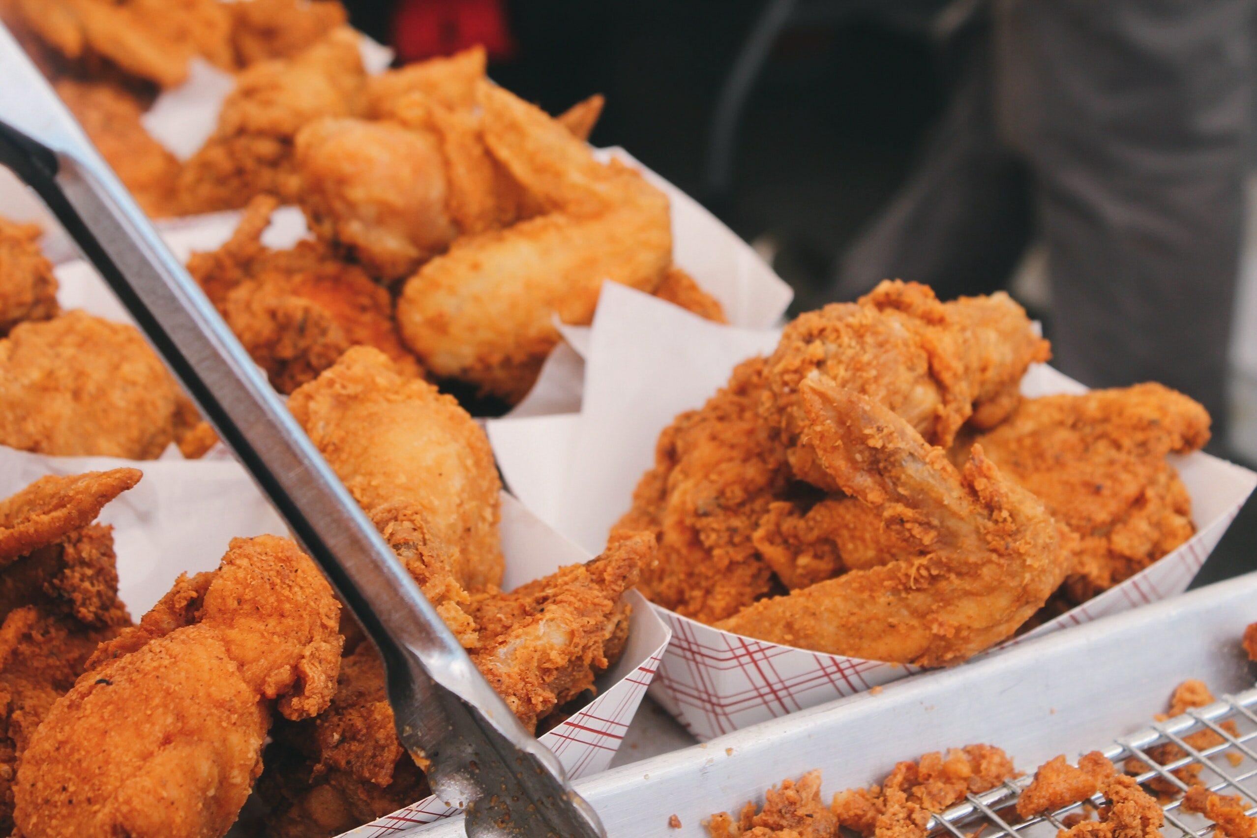 Smażony kurczak