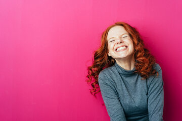 Śmiech, zdjęcie ilustracyjne