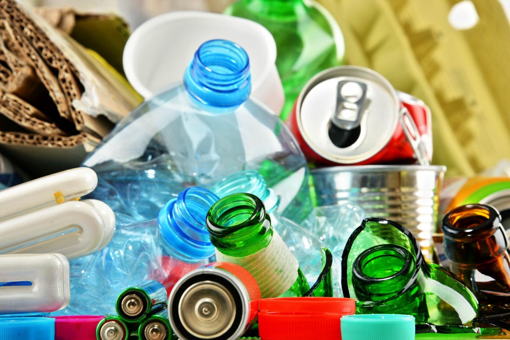 Śmieci, surowce wtórne