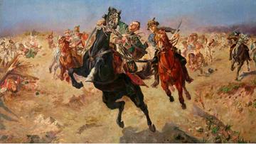Śmierć Kazimierza Pułaskiego pod Savannah