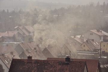 Smog, zdj. ilustracyjne