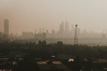 Smog, zdjęcie ilustracyjne