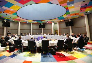 Śniadanie na unijnym szczycie w Brukseli