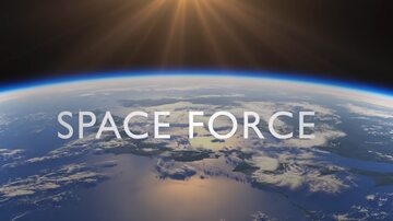 """Space force"" Netflix"