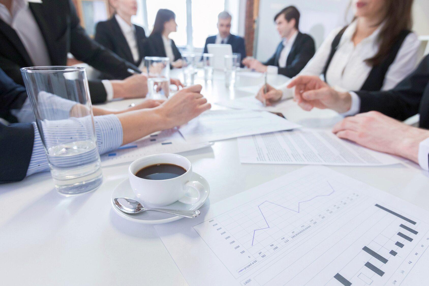 Spotkanie biznesowe (fot. ilustracyjna)
