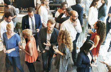 Spotkanie, ludzie (zdj. ilustracyjne)