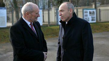 Spotkanie ministrów obrony Polski i Chorwacji